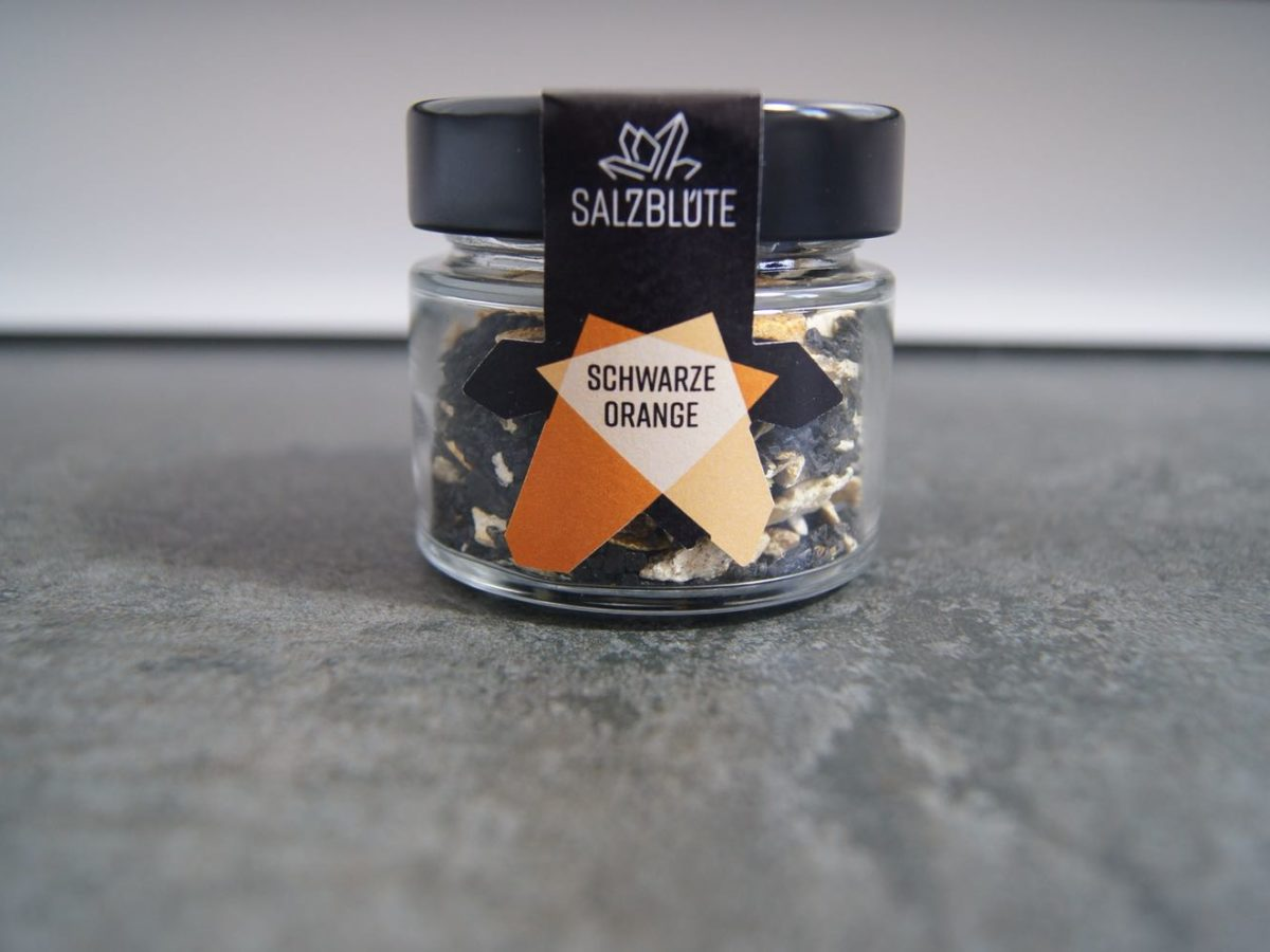 Schwarze Orange